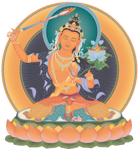 Manjushri 2_transparent